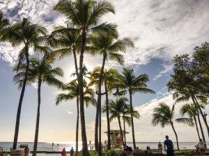 Kuhio Beach Hula Mound